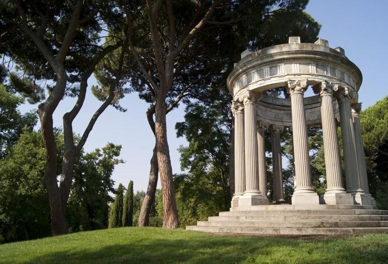 parque el capricho madrid. Parques de Madrid más bonitos